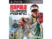 Rapala Pro Bass Fishing 2010 With Rod and Reel (Activision/Blizzard: 047875764675)