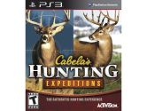 Cabelas Hunting Expeditions (Activision/Blizzard: 047875769403)