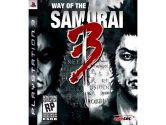Way of the Samurai 3 (PS3) (Tommo: 093992093600)