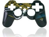PS3 Official NFL Jacksonville Jaguars Controller Faceplate (Mad Catz: 728658018016)