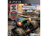Monster Jam 3: Path of Destruction with Grave Digger Steering Wheel Peripheral (Activision Publishing: 047875764132)
