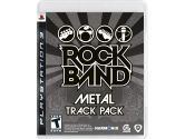 Rock Band: Metal Track Pack (MTV Games: 014633193954)