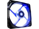 NZXT Fz LED Series 120mm Blue LED Case Fan 1200+/-200 RPM 59.1 CFM 26.8DBA 3Pin and 4Pin (NZXT: RF-FZ120-U1)
