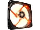 NZXT Fz LED Series 120mm Red LED Case Fan 1200+/-200 RPM 59.1 CFM 26.8DBA 3Pin and 4Pin (NZXT: RF-FZ120-R1)