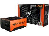 Cougar Cmx V2 Series CMX1000V2 1000W ATX 24PIN 30A 12V 140mm 80 Plus Bronze Modular Power Supply (Cougar: CMX1000V2)