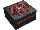 Cougar Rx Series RX600 600W ATX 24PIN 24A 12V 140mm 80PLUS Power Supply (Cougar: RX600)