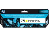 HP 971XL Yellow Ink Cartridge 6600 Pages for X451DN/X451DW/X551DW (HP Printers and Supplies: CN628AM)