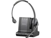 Plantronics W710 Savi DECT Bluetooth Over The Head Call Management Headset (PLANTRONICS: 83545-01)