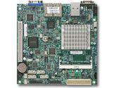 Supermicro X9SBAA-F Atom S1260 SO-DIMM DDR3 ECC 4XSATA PCI 2GLAN IPMI mATX Motherboard (SuperMicro: MBD-X9SBAA-F-O)