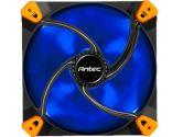 Antec TrueQuiet 120MM Case Fan W/ Silicone Mount & Adjustable Switch 8.919.9DBA Blue (Antec: True Quiet 120 Blue)