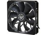 Bitfenix Spectre BFF-SPRO-P14025KK-RP Pro PWM Solid Black 140mm 1800RPM 122.2CFM 29.2DB Fan (BitFenix: BFF-SPRO-P14025KK-RP)