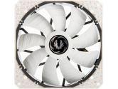Bitfenix Spectre BFF-SPRO-P14025WW-RP Pro PWM Solid White 140mm 1800RPM 122.2CFM 29.2DB Fan (BitFenix: BFF-SPRO-P14025WW-RP)