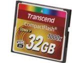 Transcend Ultimate 32GB Compact Flash (CF) Flash Card (Transcend: TS32GCF1000)