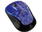 Logitech M325 Wireless Mouse USB Optical New Blue (Logitech: 910-002706)