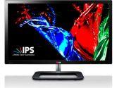 LG 27EA83R-D 27IN IPS LED Backlight DVI HDMI Display Port Monitor Ocean Black (LG Electronics: 27EA83R-D)