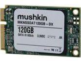 Mushkin MKNSSDAT120GB-DX Atlas mSATA 120GB SSD Solid State Drive (Mushkin Enhanced: MKNSSDAT120GB-DX)