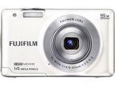 Fujifilm FinePix JX600 14MP 5x Optical Zoom Lens 2.7IN LCD Digital Camera White (FUJIFILM: 600012670)