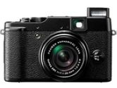 Fujifilm X10 12MP 4X 2.8IN LCD Digital Camera (FUJIFILM: 600011648)