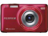 Fujifilm FinePix JX600 14MP 5x Optical Zoom Lens 2.7IN LCD Digital Camera Red (FUJIFILM: 600012635)