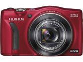 Fujifilm FinePix F770EXR 16MP 20X Optical Zoom Lens 3.0IN LCD Digital Camera Red (FUJIFILM: 600011786)