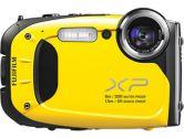 Fujifilm FinePix XP60 16.4MP 5x Optical Zoom Lens 2.7IN LCD WATER/SHOCK Proof Digital Camera Yellow (FUJIFILM: 600012624)