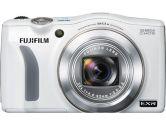 Fujifilm FinePix F770EXR 16MP 20X Optical Zoom Lens 3.0IN LCD Digital Camera White (FUJIFILM: 600012022)