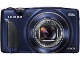 Fujifilm FinePix F900EXR 16MP 20X Optical Zoom Lens 3IN LCD Digital Camera Navy Blue (FUJIFILM: 600012671)