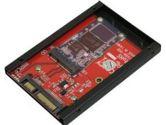 Addonics AD25MSD 2.5in mSATA to 2.5in SATA Flash Drive 22-PIN SATA and Power Combo Connector (Addonics: AD25MSD)
