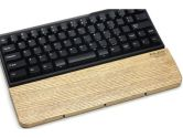 Filco Genuine Wood Palm Rest for Minila 67 Key Keyboards (Filco: FWPR/S)