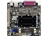 ASRock AD2550B-ITX mITX NM10 DDR3 1PCI SATA2 USB2.0 Motherboard (ASRock: AD2550B-ITX)