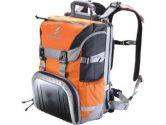 Pelican S100 Sport Elite Laptop 25L Backpack Built-in Watertight Crushproof Case Orange BLACK&GREY (Pelican : S100 Orange on Black and Grey)