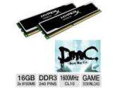 Kingston 16GB Desktop Memory Module Kit and Kingston HyperX Coupon- Devil May Cry Download Bundle (Kingston: KHX16C10B1BK2/16 Bundle)