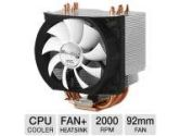 Arctic Freezer 13 CPU Cooler - For Enthusiasts, Intel/AMD, 92mm, 600-2000 RPM, 0.2A (Arctic: UCACO-FZ130-BL)