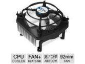 Arctic Alpine 11 Pro Rev. 2 CPU Cooler - For Intel, 92mm, 36.7 CFM, 500 - 2000 RPM (Arctic: UCACO-AP110-GBB01)