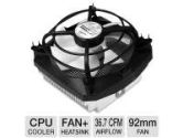 Arctic Alpine 64 PRO Rev.2 CPU Cooler - For AMD, 92mm, 36.7 CFM, 500 ~ 2000 RPM (Arctic: UCACO-A64D2-GBA01)