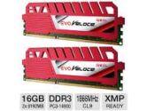 Geil EVO Veloce 16GB Memory Module Kit - DDR3, (GeIL: GEV316GB1600C10DC)