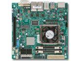 Supermicro X9SPV-M4 Intel Core i7 3555LE Mobile ECC SODIMM 6SATA 4GBE PCIe VGA mITX Motherboard (SuperMicro: MBD-X9SPV-M4-O)