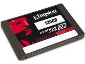 Kingston 120GB SSDNow KC100 SSD SATA3 2.5in 7MM Height Upgrade Bundle Kit (Kingston: SKC300S3B7A/120G)