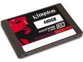 Kingston 480GB SSDNow KC100 SSD SATA3 2.5in 7MM Height Upgrade Bundle Kit (Kingston: SKC300S3B7A/480G)