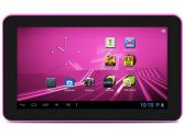 D2 Pad 9IN Android 4.1 Jelly Bean Tablet 1GHz 512MB 4GB Capactive Multi Touch MicroSD - Pink (D2: D2-912_PK)