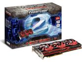 Powercolor Radeon HD7990 6GB GDDR5 384BITX2 900MHZ 5.5GBPS Default 2xDVI HDMI 2XMINIDP Video Card (PowerColor: 1A1-G00141800G)
