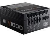 Cooler Master V1000 1000W Intel ATX 12V V2.31 Power Supply 20/24PIN Active PFC (COOLERMASTER: RSA00-AFBAG1-US)