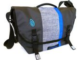 TIMBUK2 D-LUX Laptop Racing Stripe Messenger Bag Fits Notebooks Up to 15.6in (Timbuk2: 165-4-2224)