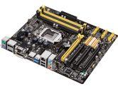 ASUS Q87M-E/CSM mATX LGA1150 Q87 DDR3 CrossFireX 2PCI-E16 2PCI SATA3 USB3.0 DVI HDMI Motherboard (ASUS: Q87M-E/CSM)