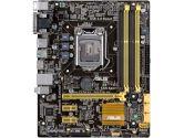 ASUS B85M-G mATX LGA1150 B85 DDR3 Motherboard (ASUS: B85M-G)