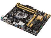 ASUS B85M-E/CSM mATX LGA1150 B85 DDR3 2PCI-E16 2PCI-E1 1PCI SATA3 USB3.0 DVI HDMI Motherboard (ASUS: B85M-E/CSM)