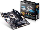 Gigabyte GA-B85M-HD3 mATX LGA1150 DDR3 1PCI-E16 2PCI-E1 1PCI HDMI SATA3 USB3.0 Motherboard (Gigabyte: GA-B85M-HD3)