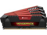 Corsair Vengeance Pro CMY32GX3M4A1600C9R 32GB 4X8GB DDR3-1600 CL9-9-9-24 1.5V Red Memory Kit (Corsair: CMY32GX3M4A1600C9R)