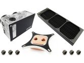 XSPC Raystorm Twin D5 AX360 Water Cooling Kit LGA2011/1366/1156/1155 (XSPC Asia Co. Ltd.: 5060175583482)