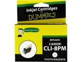 For Dummies Canon CLI-8 Photo Magenta Inkjet Cartridge (For Dummies: DC-CLI8PM)
